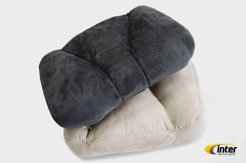 Подушки на подголовник