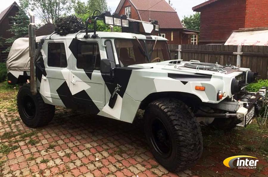 ГАЗ-66 Партизан